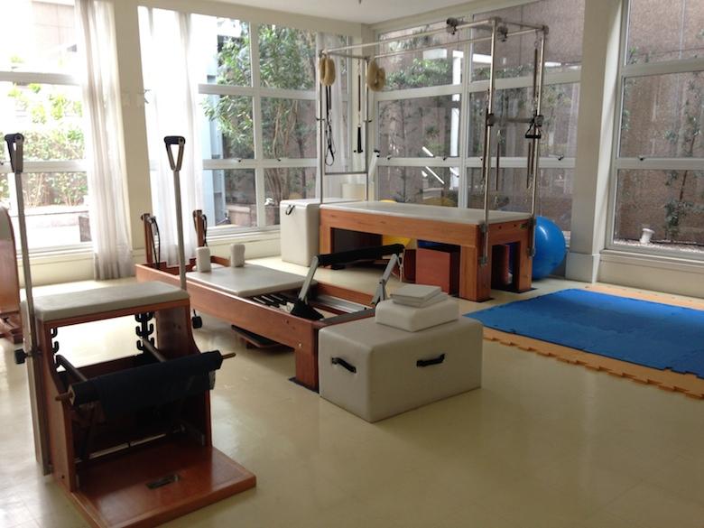 Sala de Pilates, Pullmann São Paulo Ibirapuera