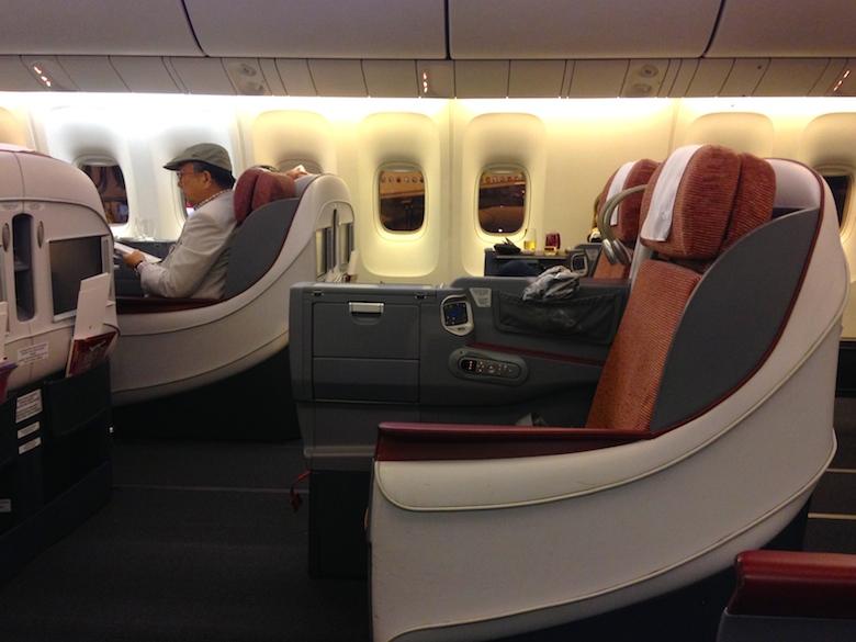 Cabine 767-300 TAM - Premium Business Class