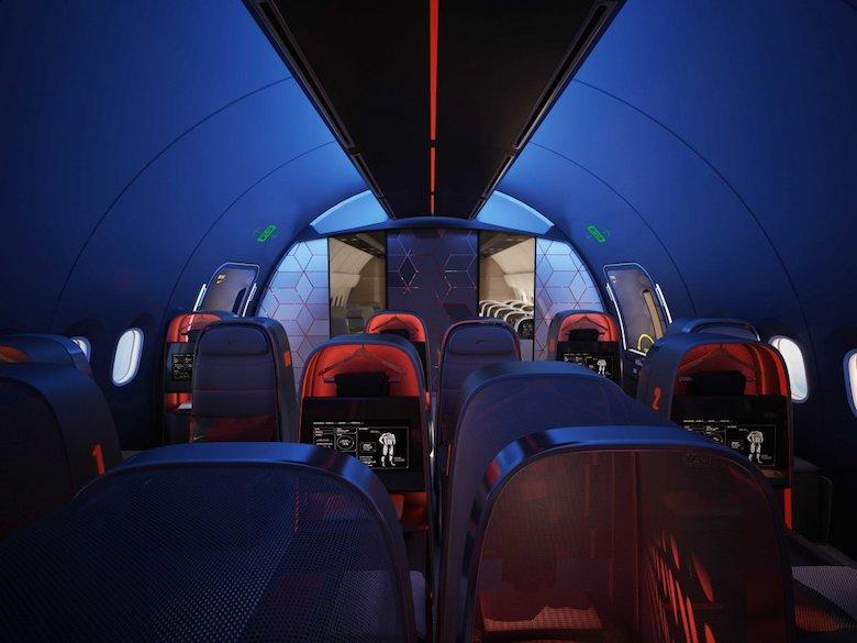 Monitores colhem dados biométricos durante o voo