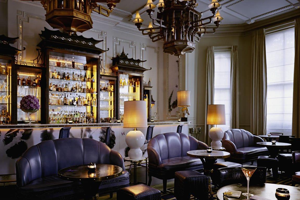 Artesian Bar - Onde comer e beber em Londres