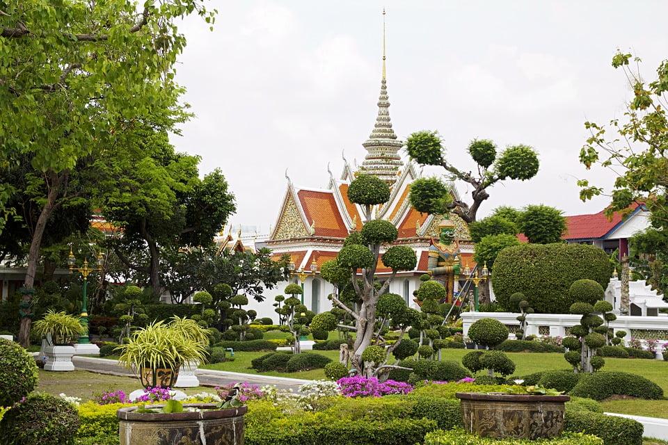Bangkok, na Tailândia, é a cidade mais visitada do mundo