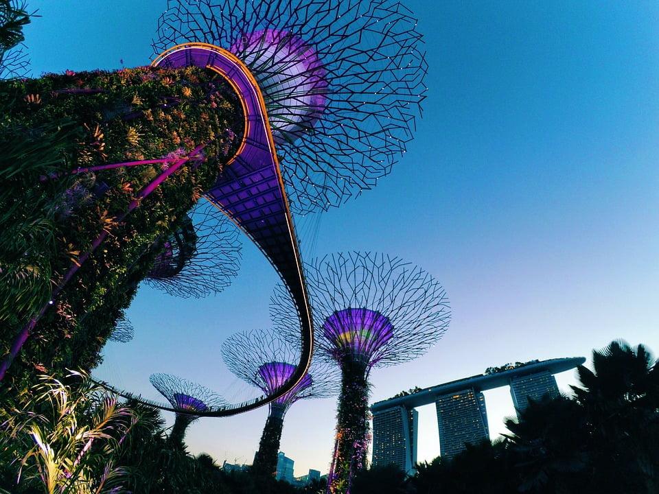 Cingapura está entre as dez cidades mais visitadas do mundo