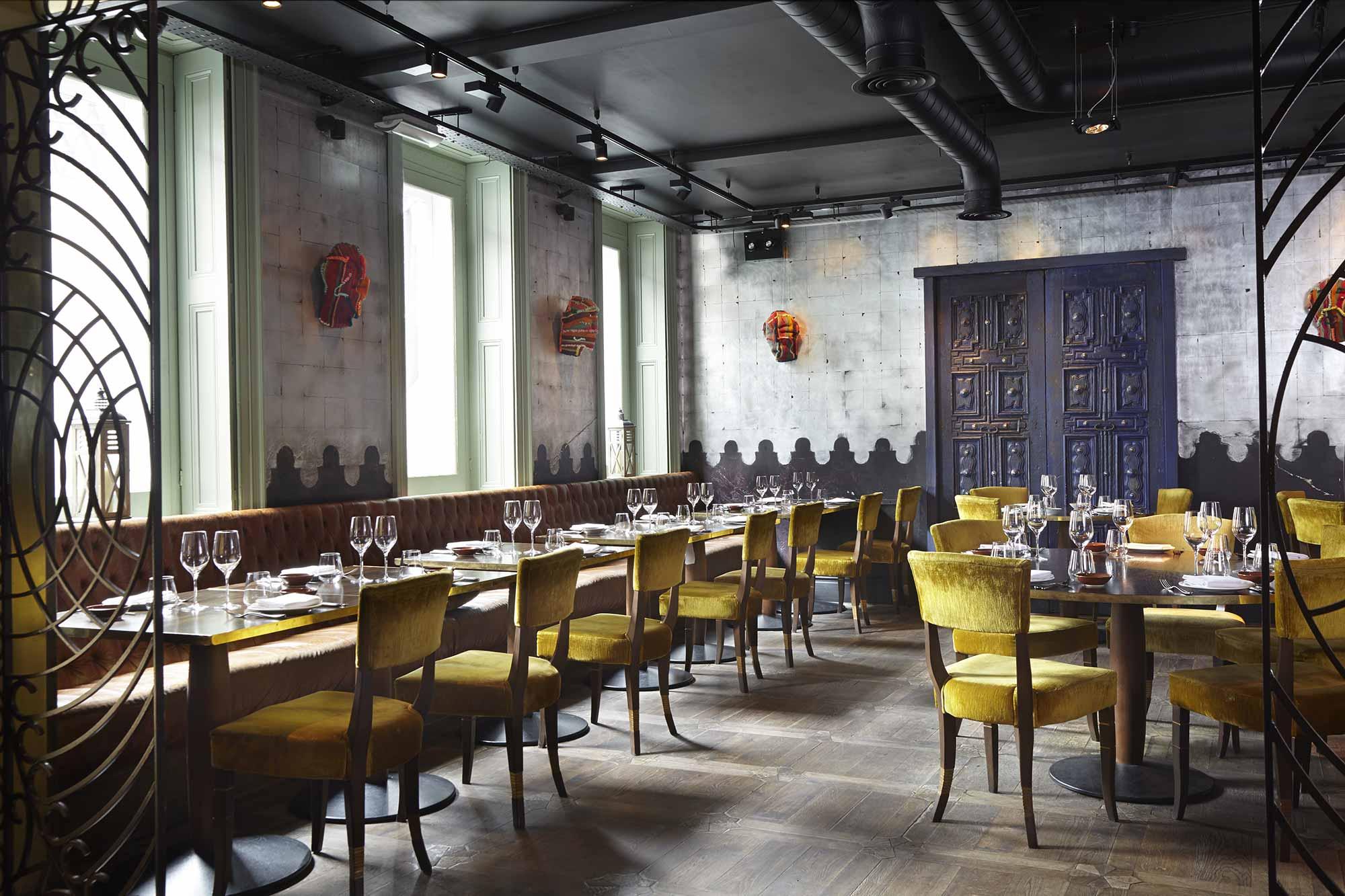 Restaurante Coya, Mayfair - Onde comer e beber em Londres