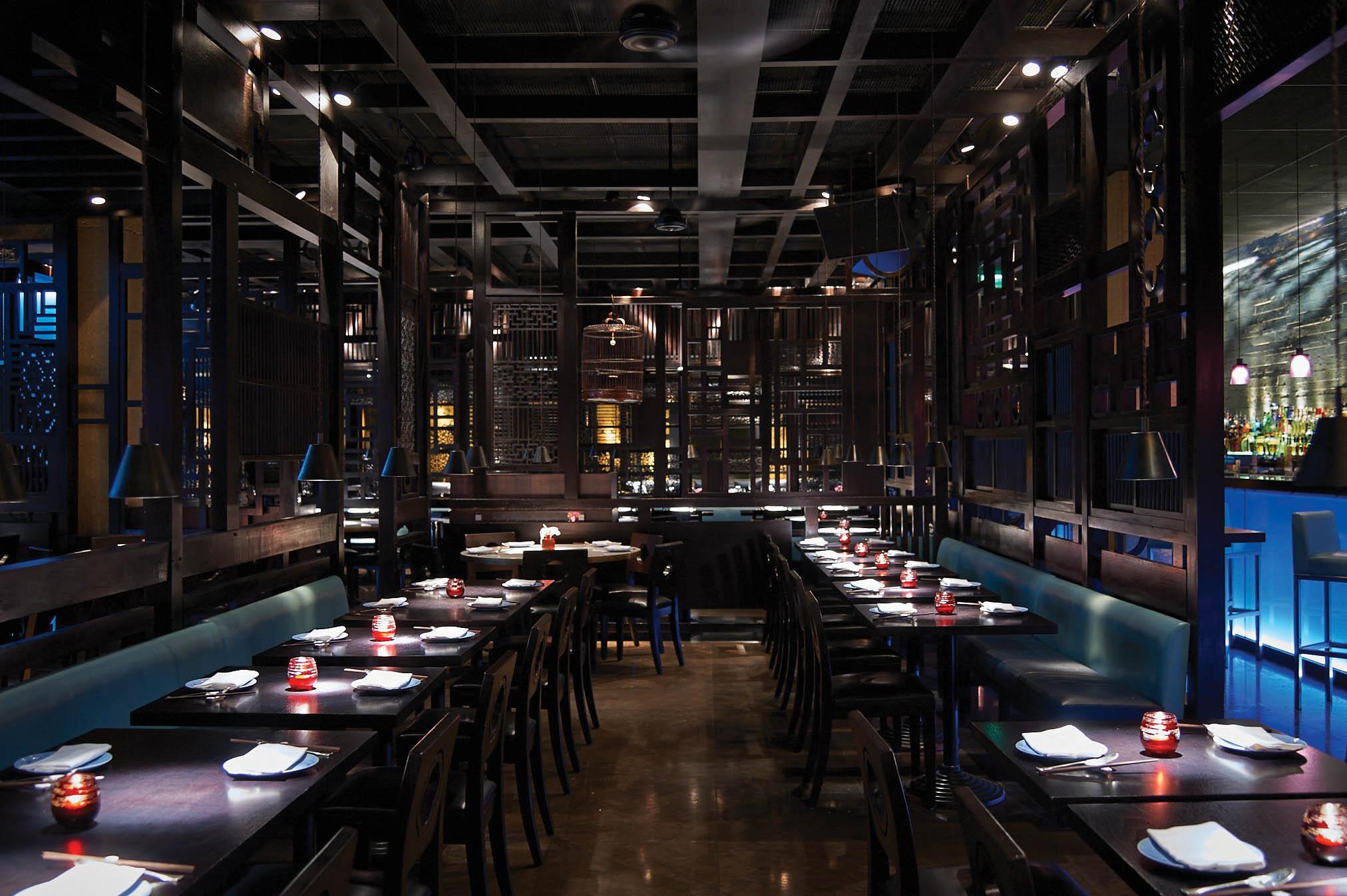 Restaurante Hakkasan - Onde comer e beber em Londres