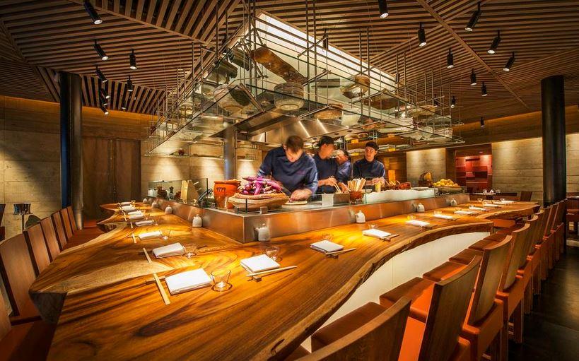Restaurante Roka - Onde comer e beber em Londres