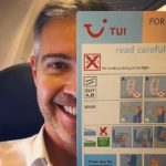 Carioca NoMundo, a bordo da low cost TUIfly