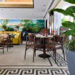 A nova Pérgula do hotel Copacabana Palace (por Carioca NoMundo)