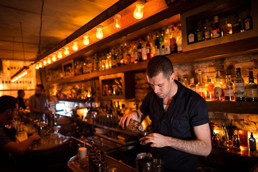 O bar Attaboy, em Nova York: oitavo entre os melhores bares do mundo