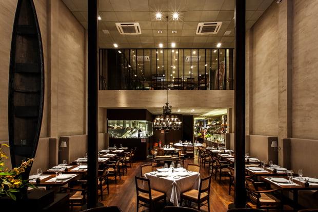 O D.O.M. ficou com o terceiro lugar entre os 50 Melhores Restaurantes da América Latina