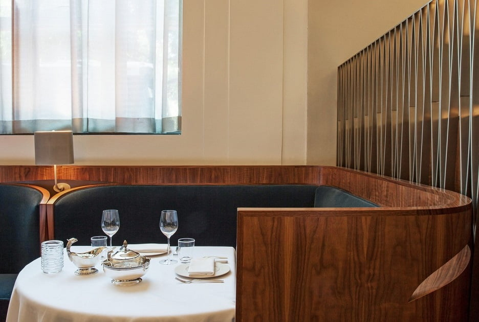 Reabertura do restaurante Eleven Madison Park, em Nova York