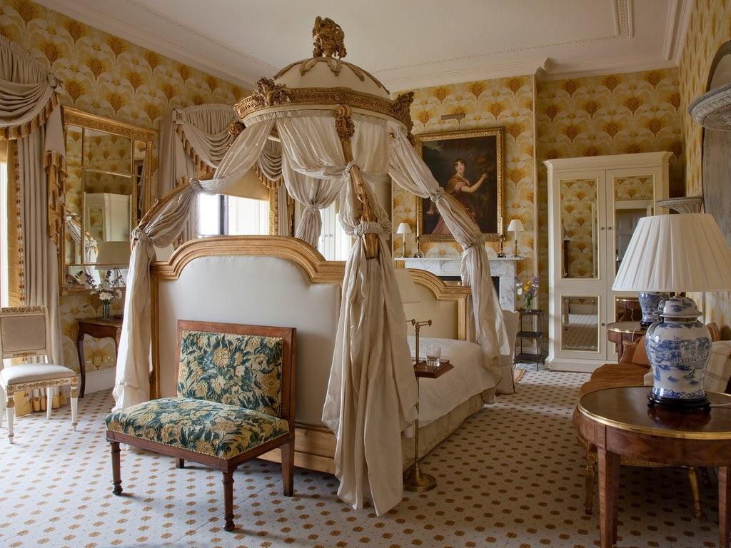 O hotel Ballyfin: número 13 entre os 50 Melhores Hotéis do Mundo