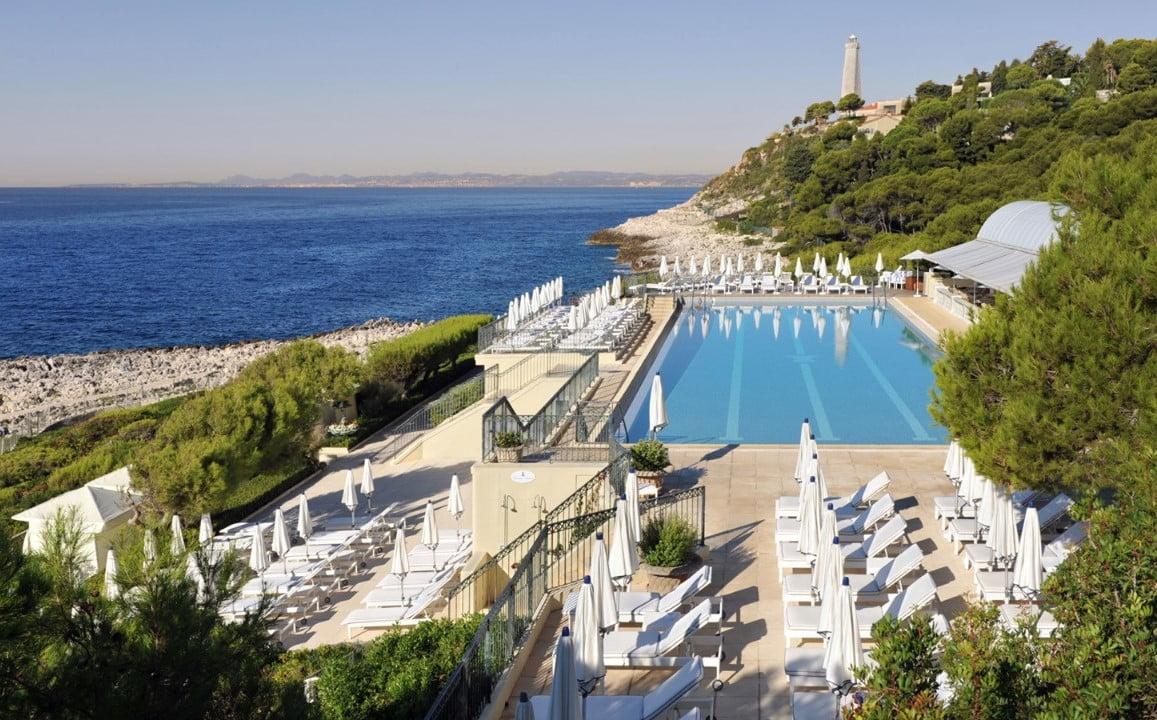 O Grand-Hôtel du Cap-Ferrat: número 20 entre os 50 Melhores Hotéis do Mundo
