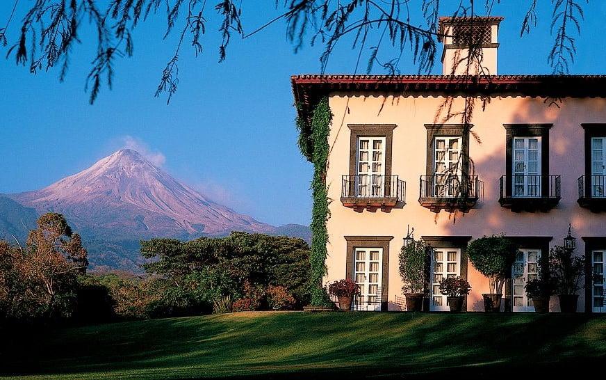 O Hacienda de San Antonio: número 18 entre os 50 Melhores Hotéis do Mundo