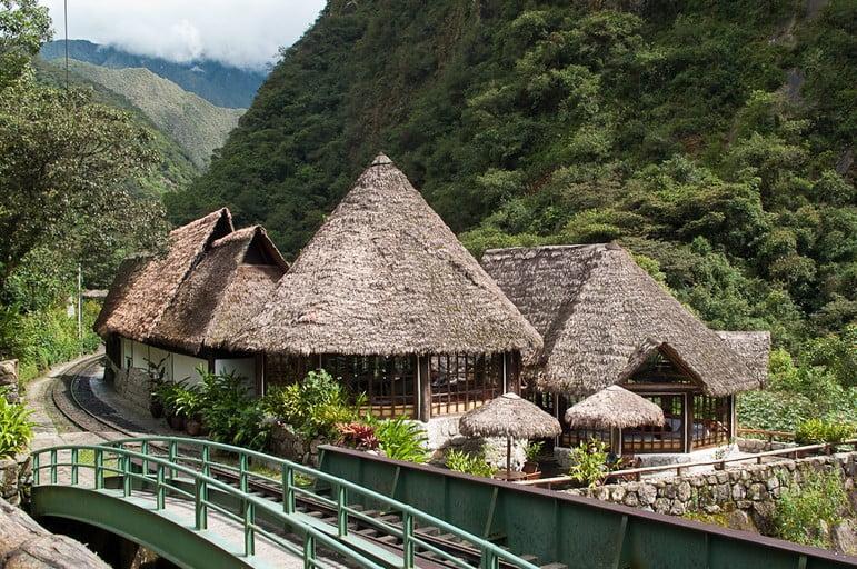 O Inkaterra Machu Picchu Pueblo: hotel 15 entre os 50 Melhores Hotéis do Mundo