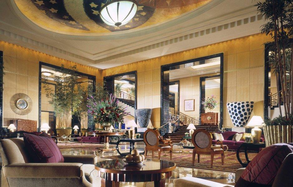 O Hotel Mulia Senayan, em Jacarta: o número 23 entre os 50 Melhores Hotéis do Mundo
