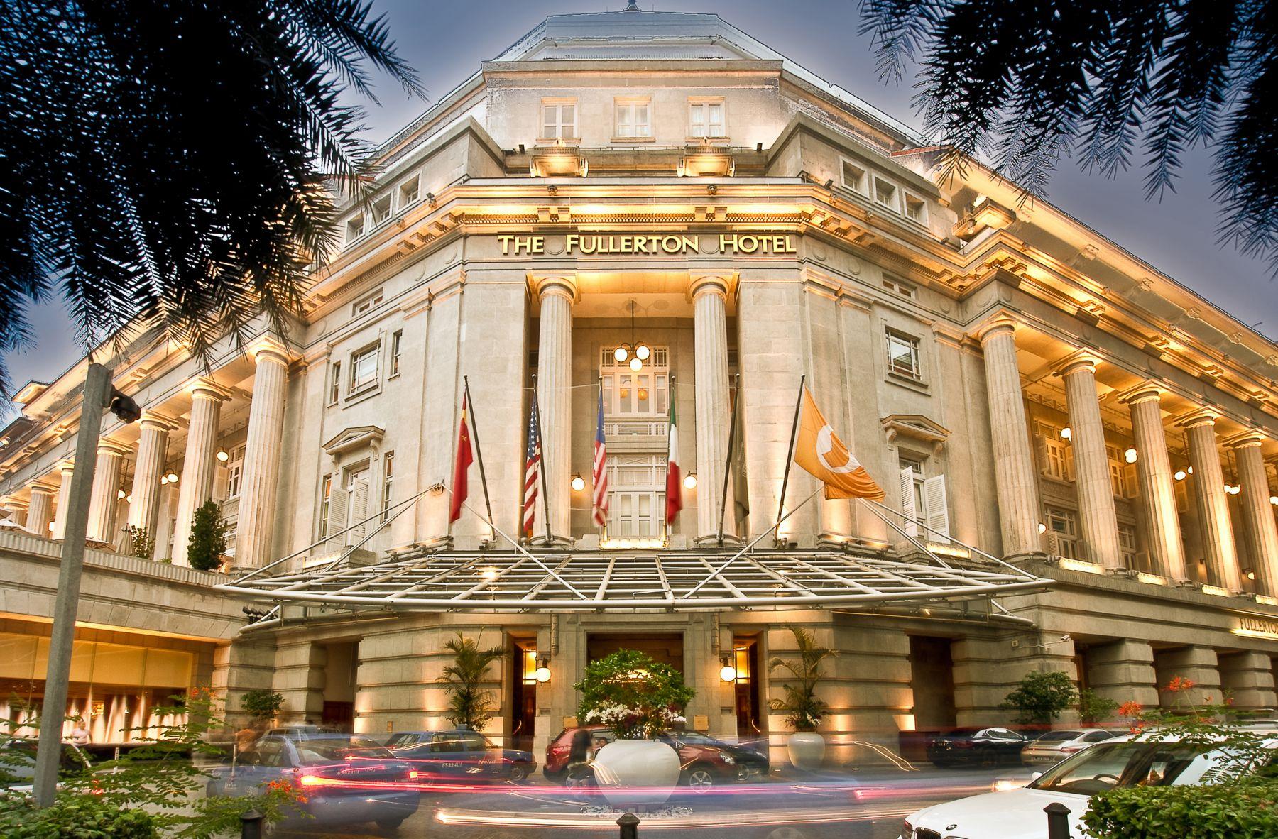 The Fullerton Hotel Cingapura: número 16 entre os 50 Melhores Hotéis do Mundo