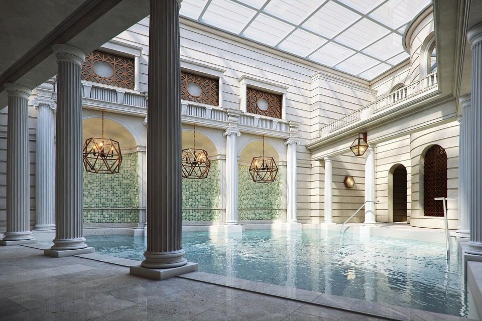 O Gainsborough Bath Spa é o terceiro entre os 50 Melhores Hotéis do Mundo