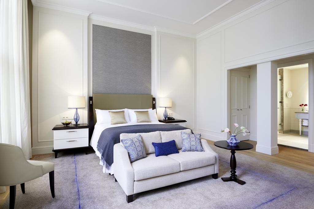 O hotel Waldorf Astoria Amsterdam: número 10 entre os 50 Melhores Hotéis do Mundo