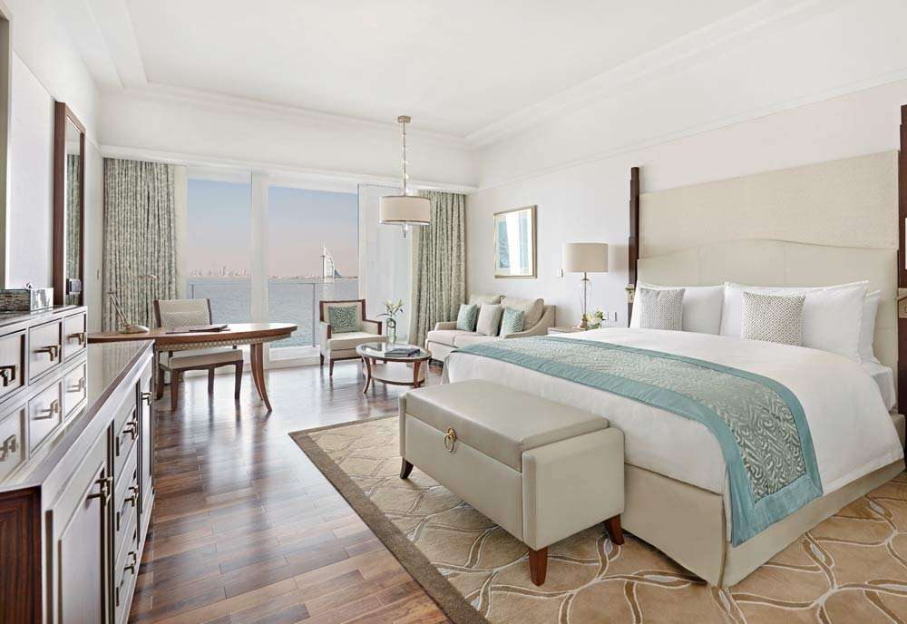 O Waldorf Astoria Dubai Palm Jumeirah: número 19 entre os 50 Melhores Hotéis do Mundo