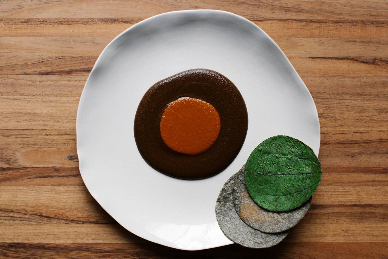 O mole madre, mole nuevo do PUJOL, o número 4 entre os 50 Melhores Restaurantes da América Latina