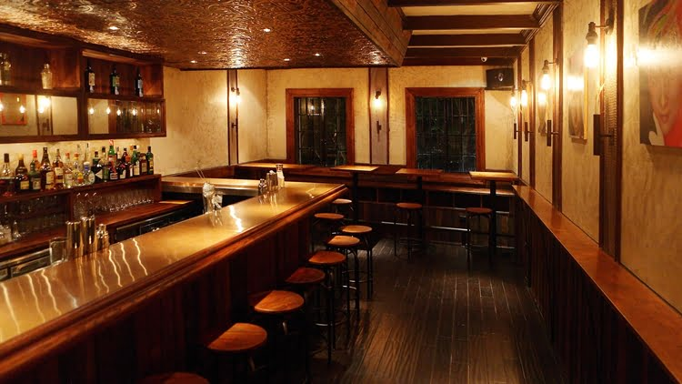 O Speak Low, em Xangai: décimo entre os melhores bares do mundo