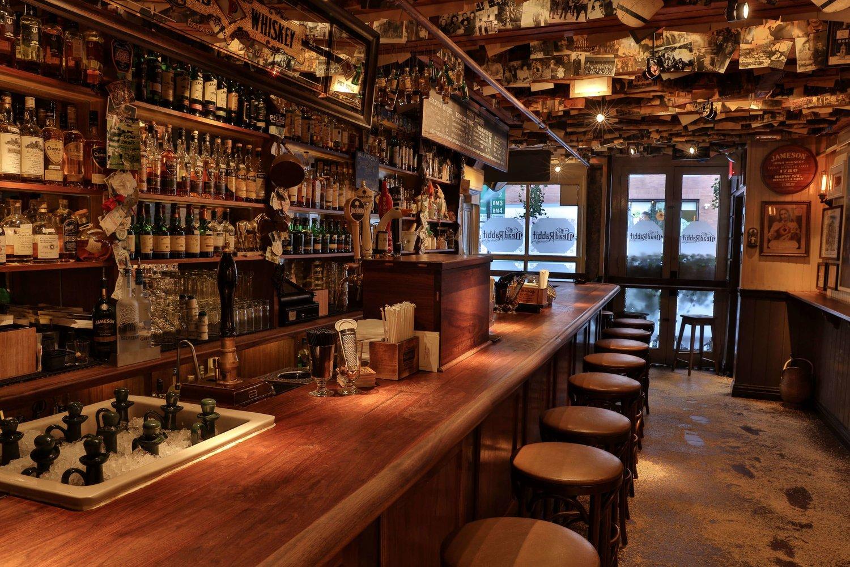 The Dead Rabbit, em Nova York: quinto entre os melhores bares do mundo