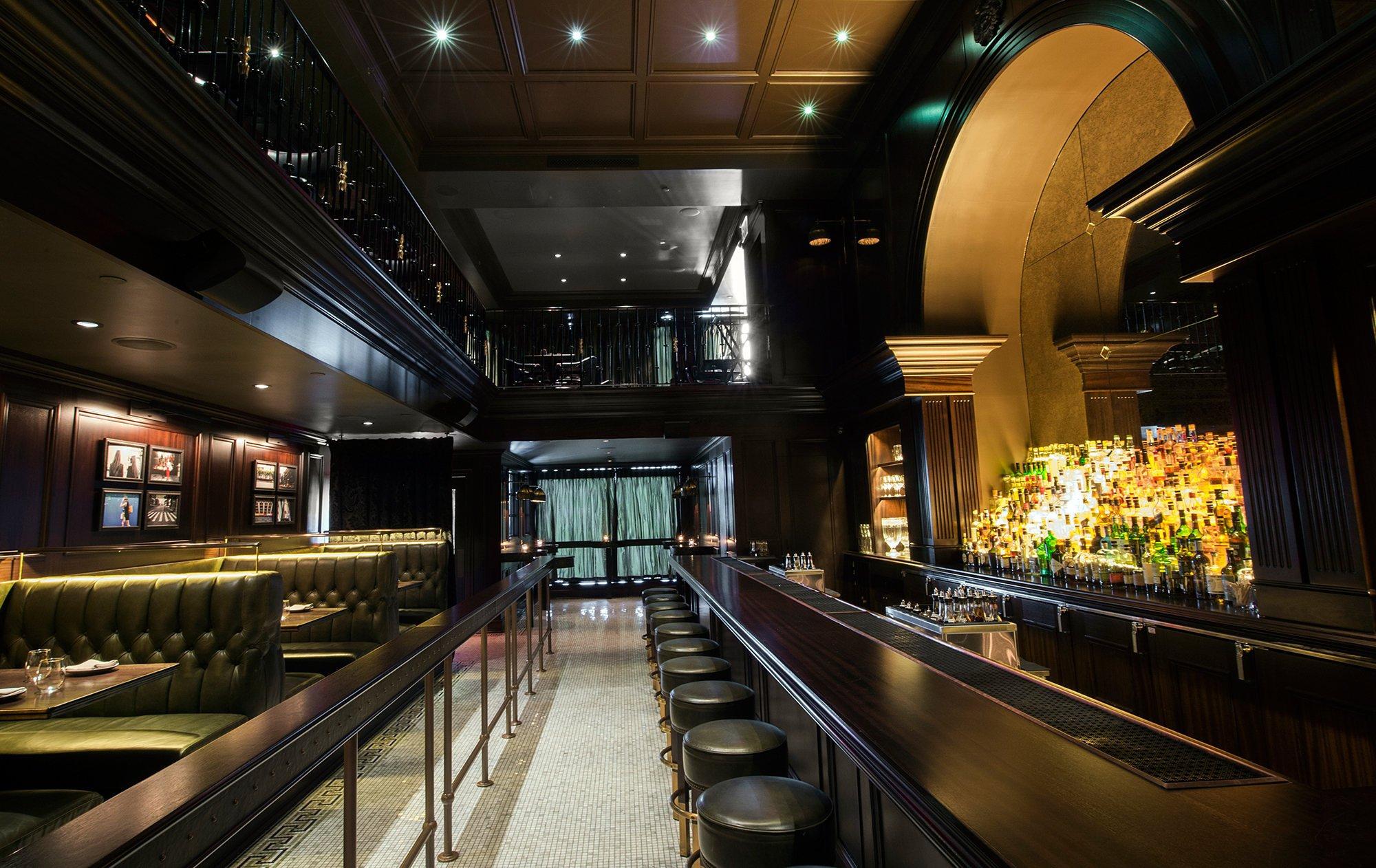 O The NoMad Bar, em Nova York, o terceiro entre os melhores bares do mundo