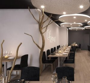 O'Naturel restaurante naturista em Paris onde todo mundo janta nu