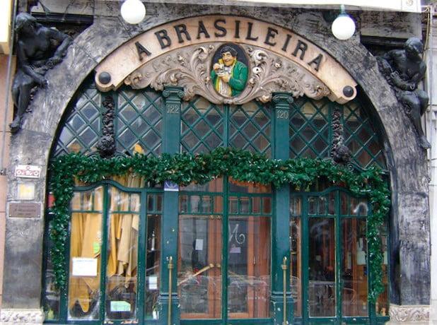 A Brasileira - os melhores lugares para comer e beber em Lisboa