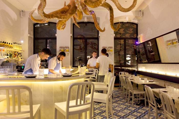 A Cevicheria -- Os melhores lugares para comer e beber em Lisboa