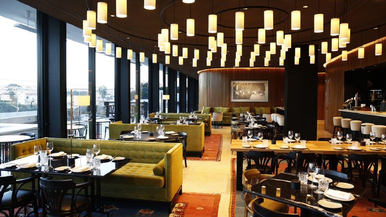 Café Príncipe Real (Hotel Memmo) - os melhores lugares para comer e beber em Lsiboa