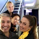 Classe executiva da Lufthansa, de São Paulo a Frankfurt, por Carioca NoMundo