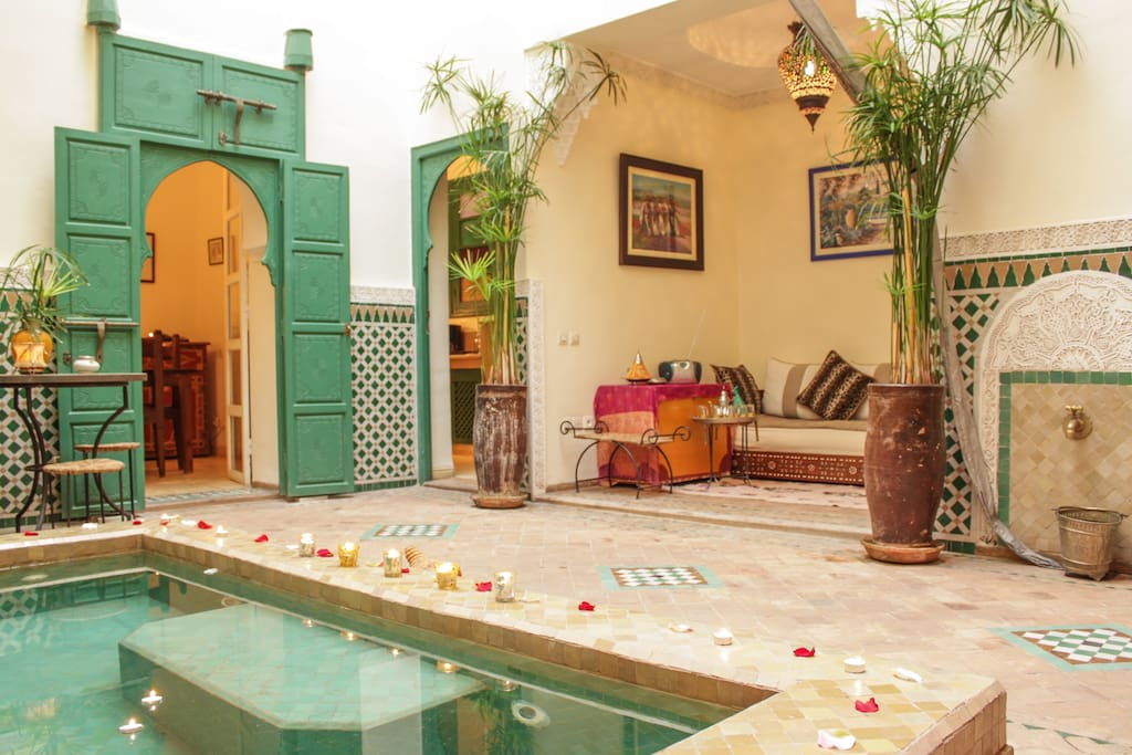 Marrocos - As casas mais desejadas do AirBnB em 2017