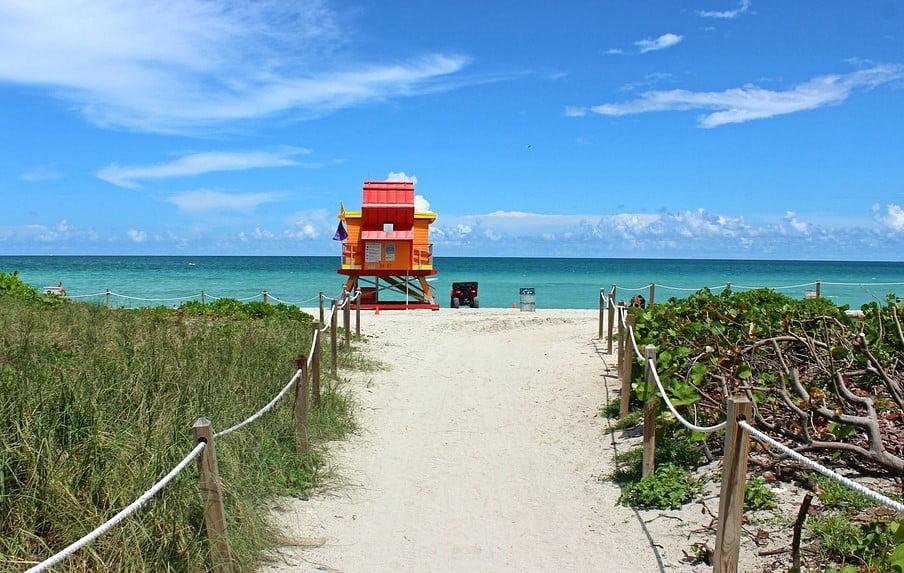 Miami - os destinos mais procurados pelos brasileiros em 2017