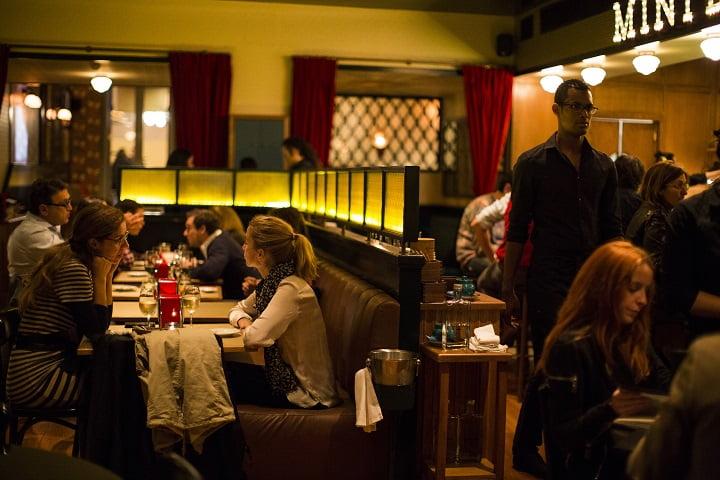 Mini Bar - os melhores lugares para comer e beber em Lisboa