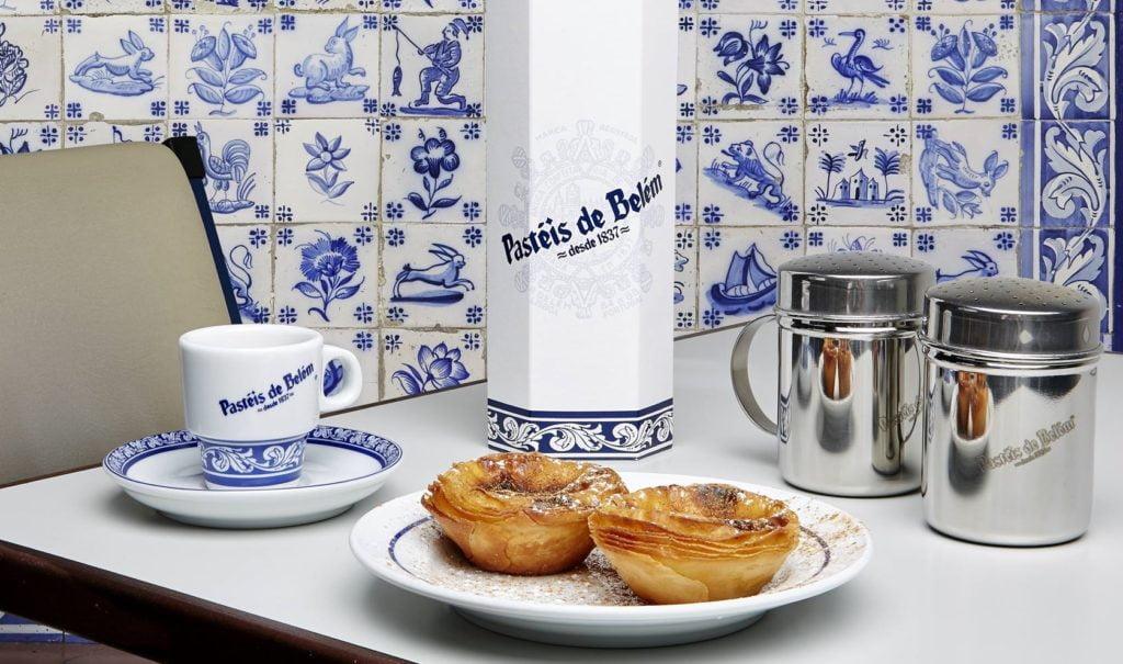 Pasteis de Belém - os melhores lugares para comer e beber em Lisboa