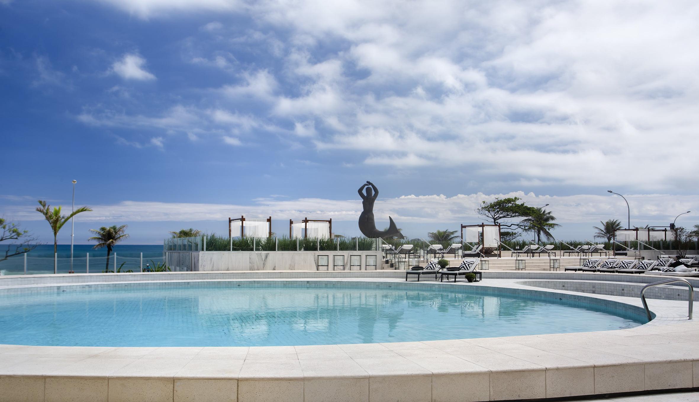 O Gran Meliá Nacional Rio de Janeiro: day use nas piscinas dos hotéis cariocas