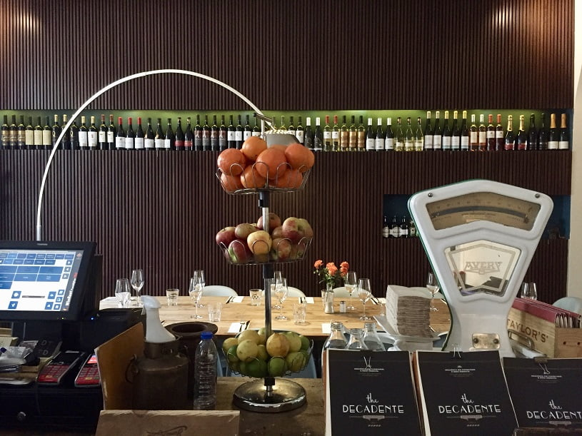 THE DECADENTE: entre os melhores lugares para comer e beber em Lisboa