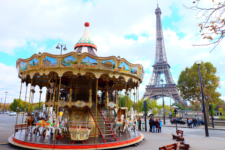 Paris, quinto entre os destinos mais procurados pelos brasileiros