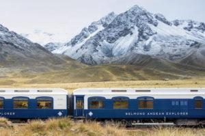 Como é uma viagem no Andean Explorer