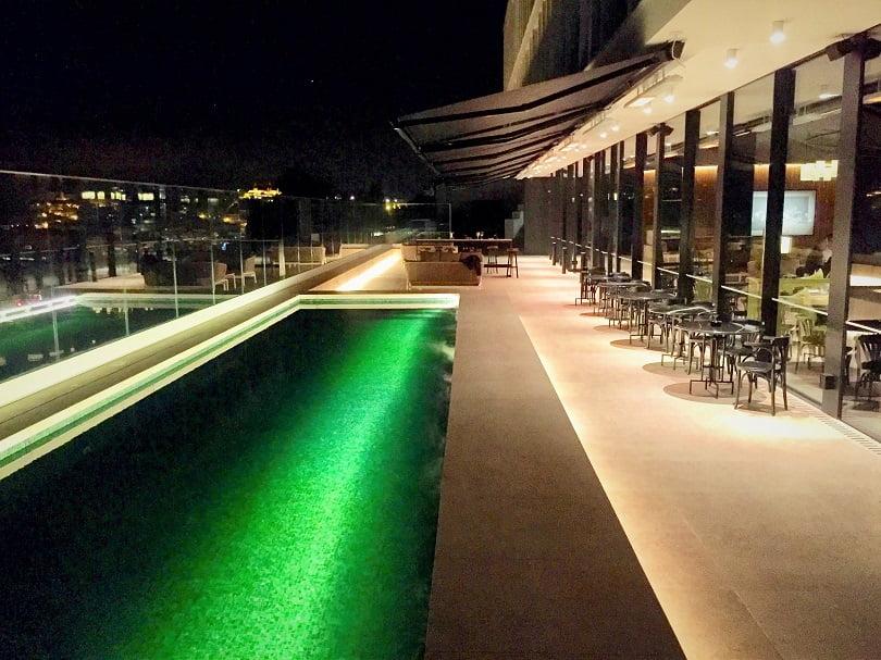 A varanda do Café Príncipe Real (Hotel Memmo) - os melhores lugares para comer e beber em Lsiboa