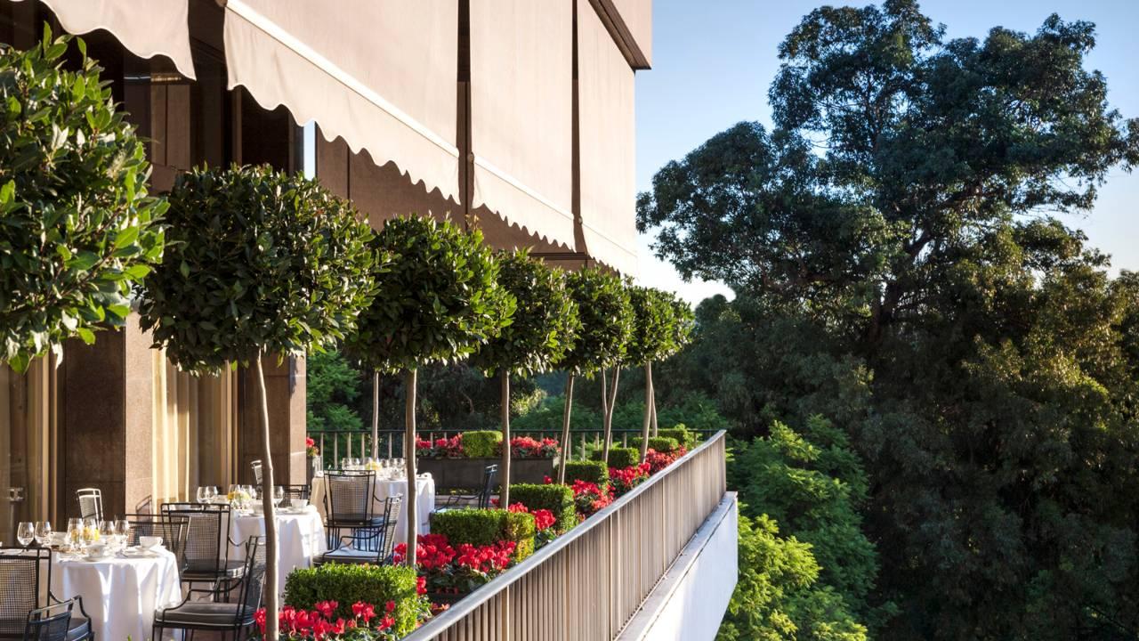 Varanda - Ritz Lisboa - Os melhores lugares para comer e beber em Lisboa