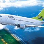 A airBaltic é a cia aérea mais pontual do mundo