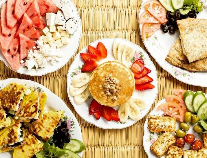 Arabian Tea House - Onde comer e beber em Dubai