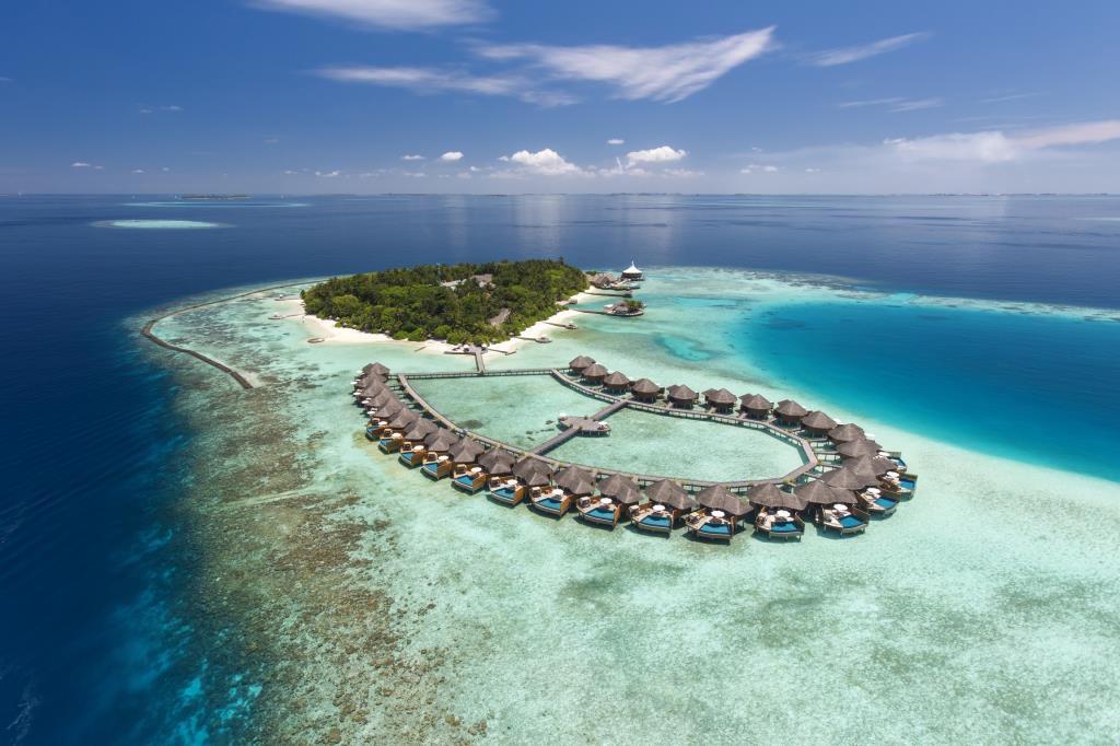 O hotel Baros Maldives é o número 1 entre os melhores hotéis de luxo do mundo