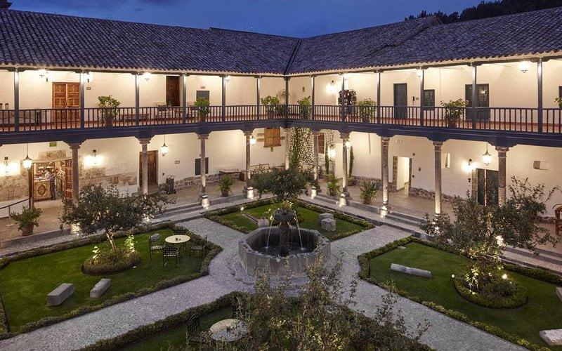 Belmond Palacio Nazarenas - número 5 entre os melhores hotéis de luxo do mundo