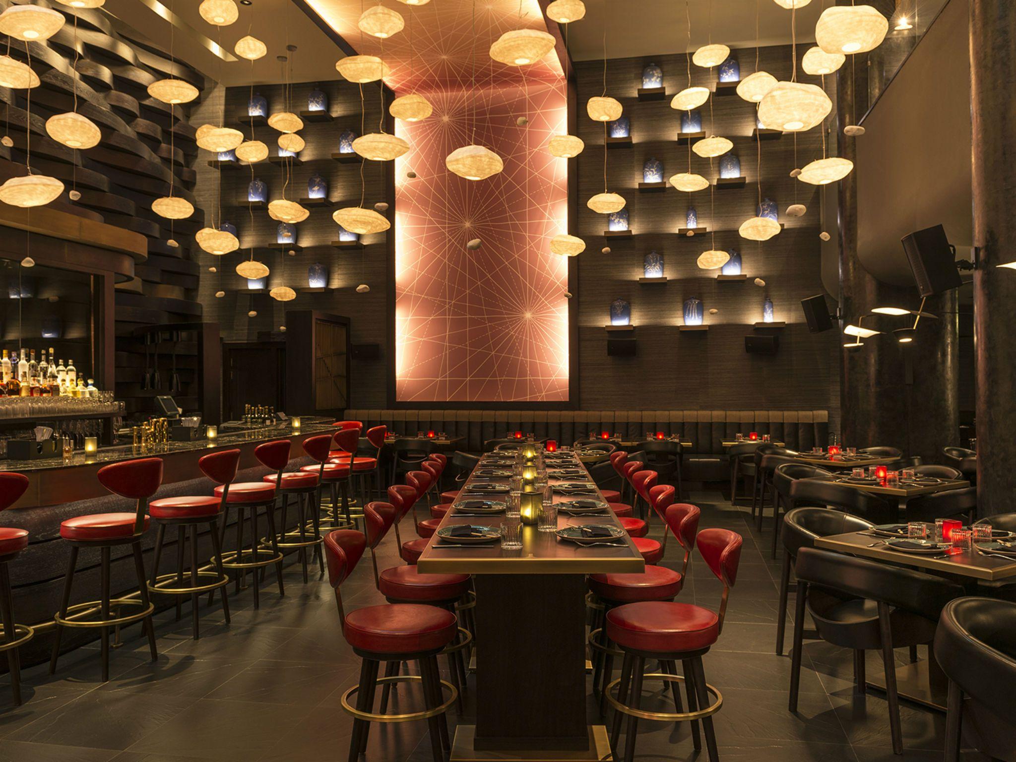 China Grill - onde comer e beber em Dubai