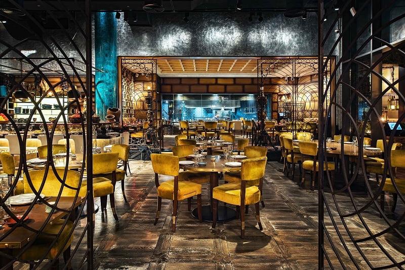 Coya - Onde comer e beber em Dubai