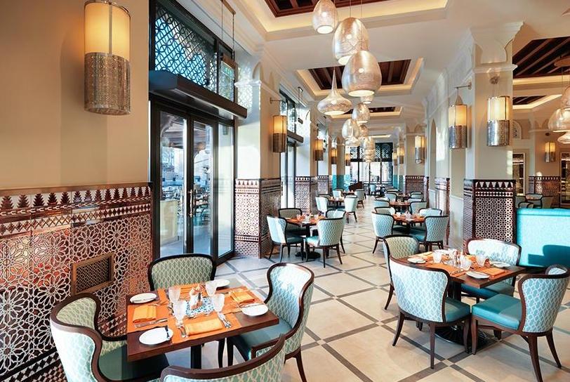 Hanaaya - onde comer e beber em Dubai