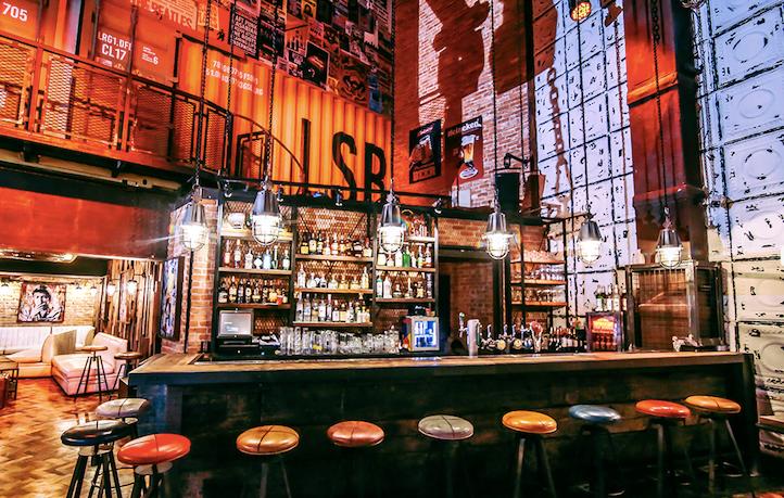 Lock, Stock & Barrel - onde comer e beber em Dubai